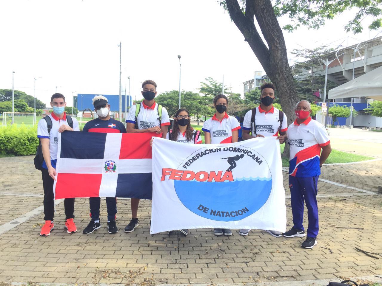 Nadadores dominicanos obtienen 9 medallas en torneo Cali