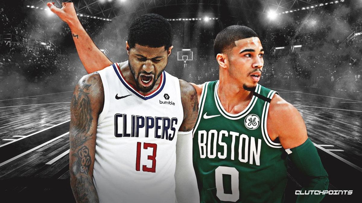 Paul George y Jayson Tatum nombrados Jugadores de la Semana en la NBA