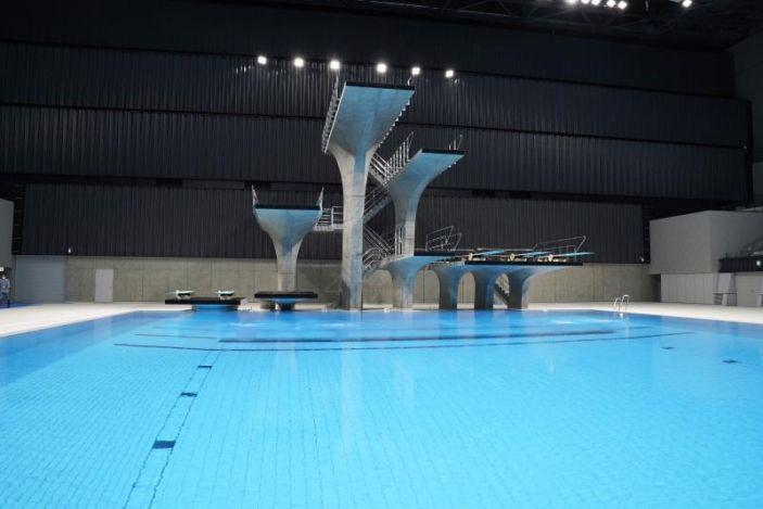 Cancelan preolímpicos de saltos, natación artística y aguas abiertas