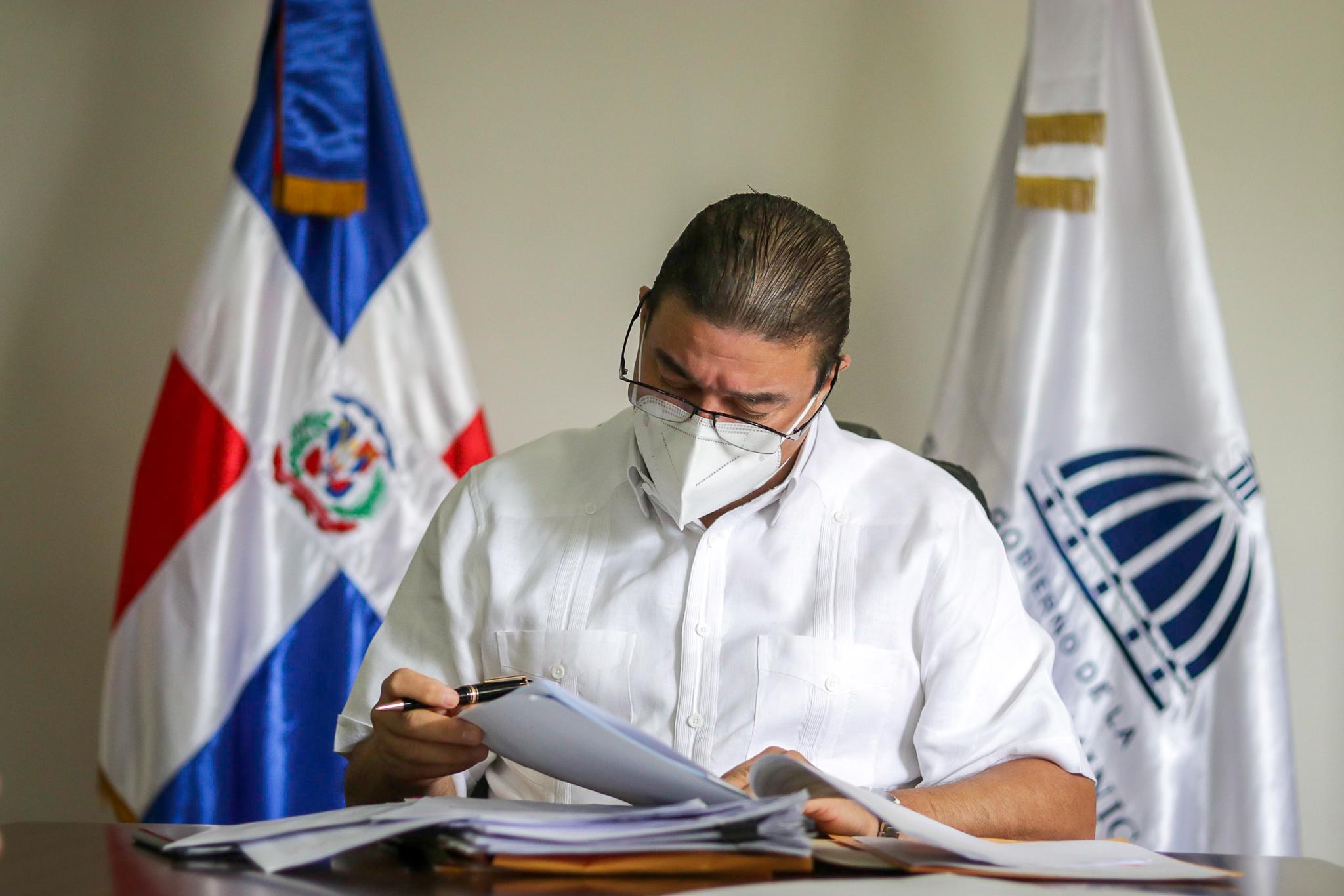 Francisco Camacho dice partida de Rafael Sánchez causa pesar en el pueblo dominicano