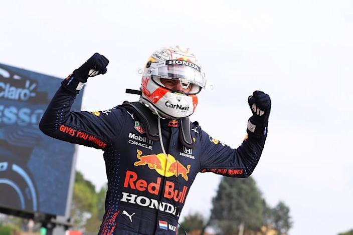 Max Verstappen se queda con el GP de la Emilia Romaña F1