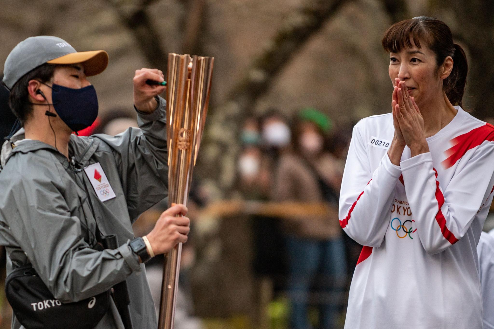 Organizadores de Tokio permiten mujeres participen en Relevo de la Antorcha