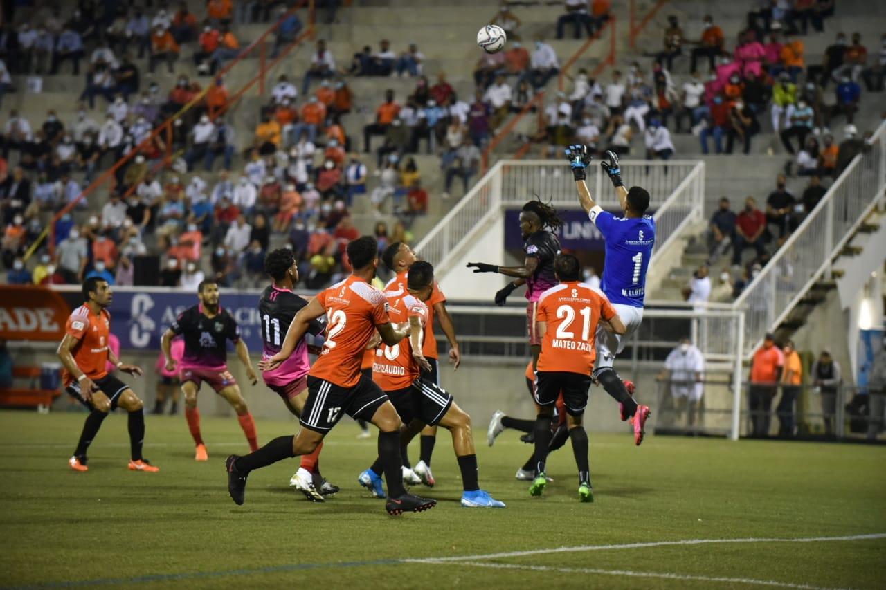 Moca FC extendió dominio de los locales primera jornada LDF