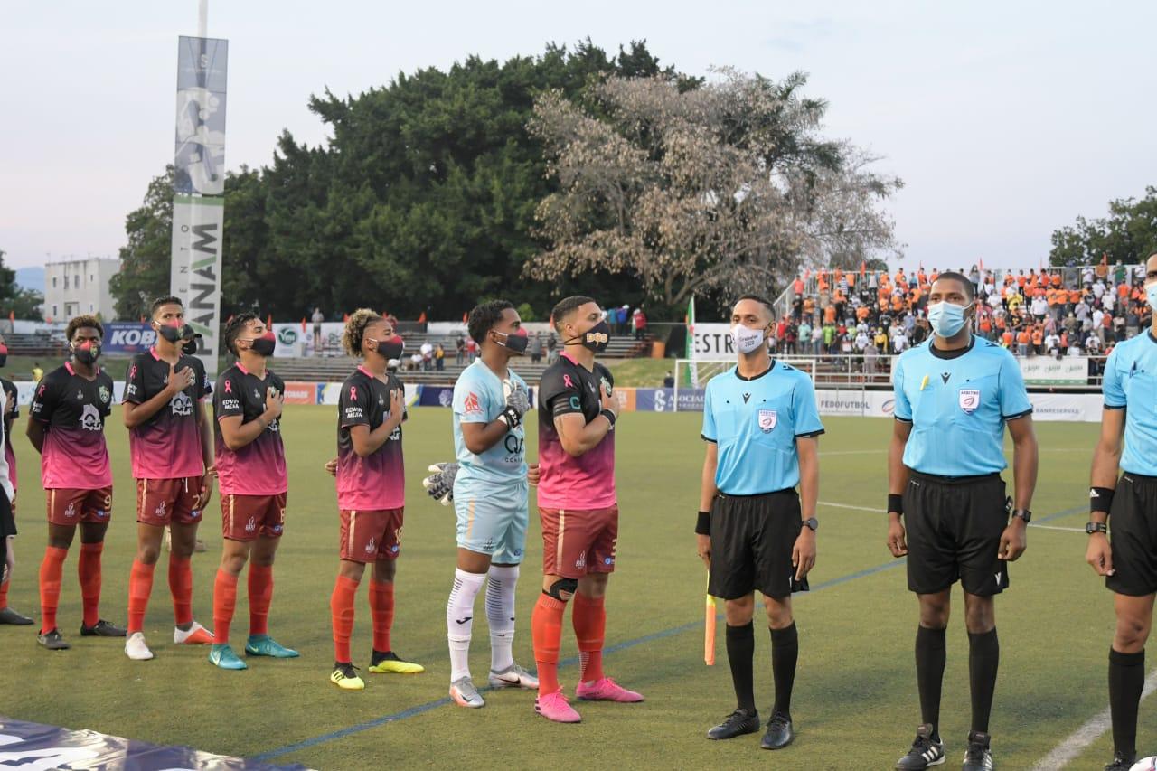 Onceno Cibao se impone a Jarabacoa en inicio Torneo de Fútbol