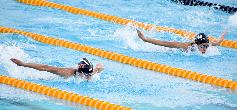 Caen tres récords nacionales en inicio Campeonato Natación