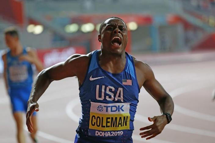 El TAS reduce a 18 meses sanción a Coleman, pero no llegará a Tokio