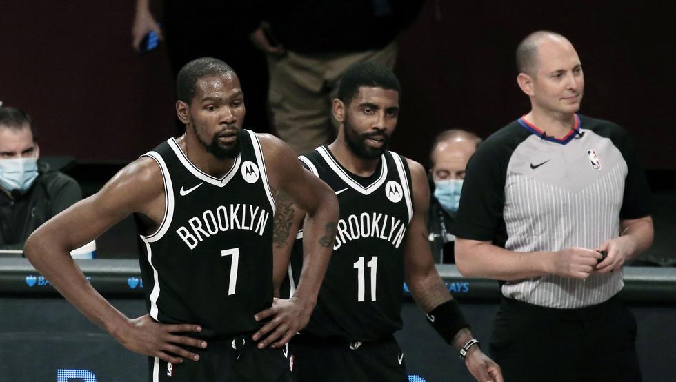Kevin Durant capitaliza victoria de Nets sobre Suns