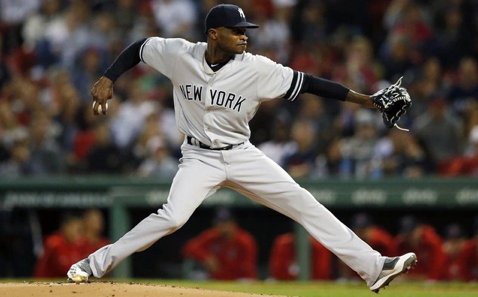 Con solido pitcheo del dominicano Domingo Germán, Yankees dominan a Orioles