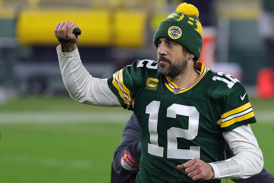 Aaron Rodgers no quiere volver a jugar en Green Bay Packers