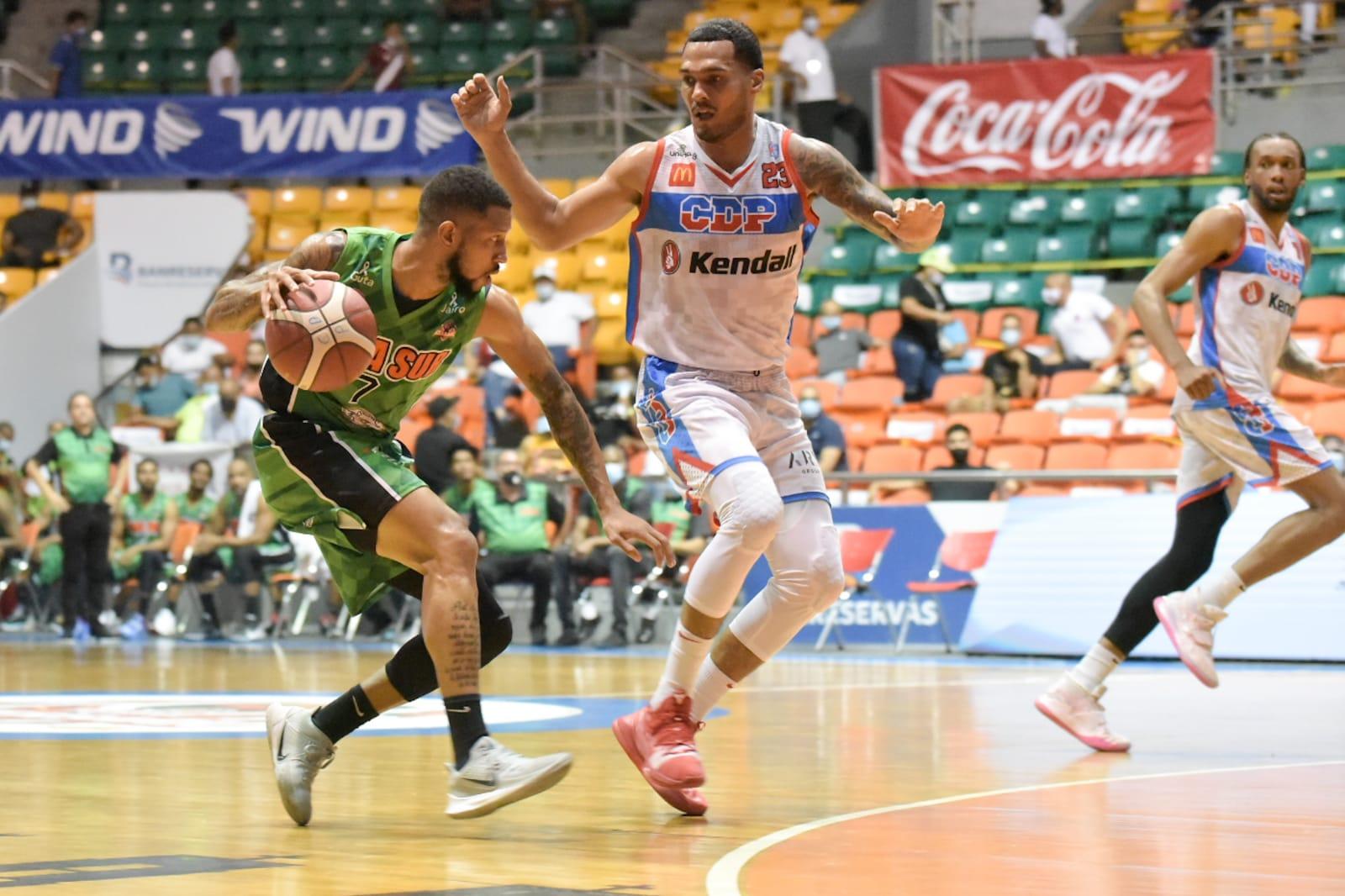Juan Miguel Suero garantiza primer lugar al Cupes; Plaza gana
