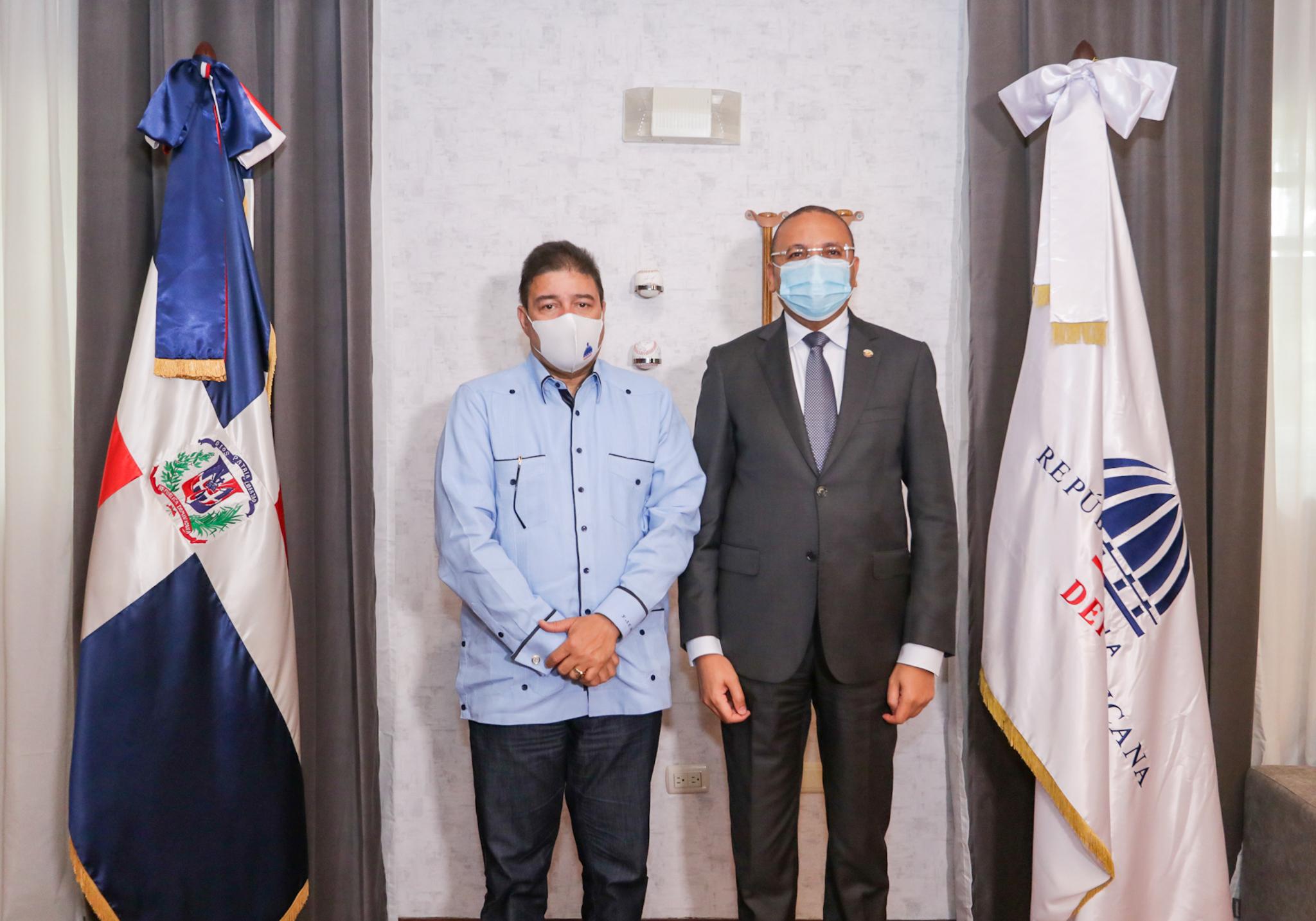 Dominicana y Qatar reactivarán  los acuerdos sobre deportes