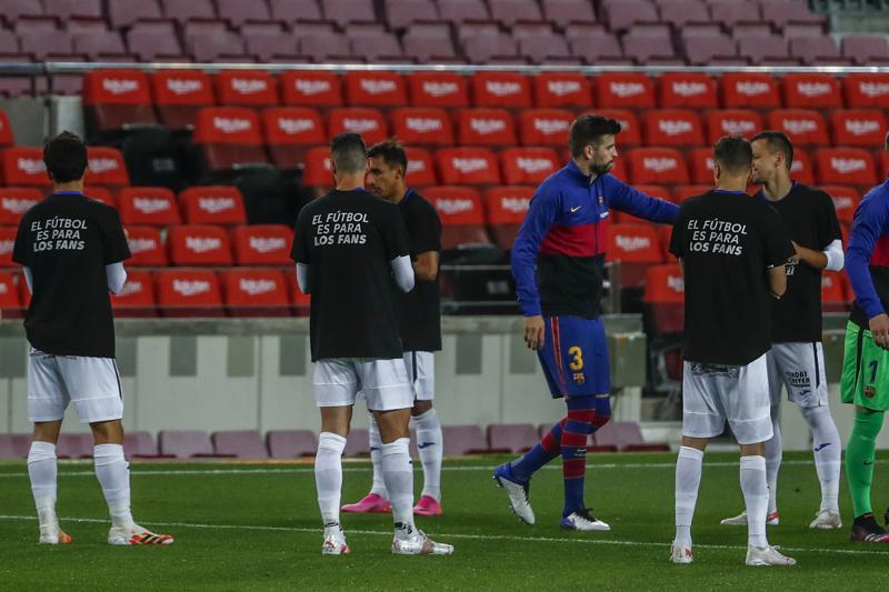 Barcelona Fc mantiene su apoyo a la Superliga