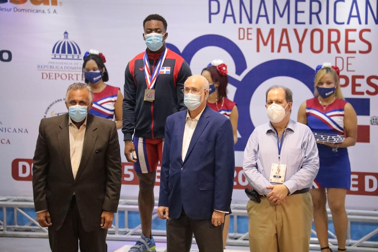 Personalidades resaltan el nivel Campeonato Panam de Pesas