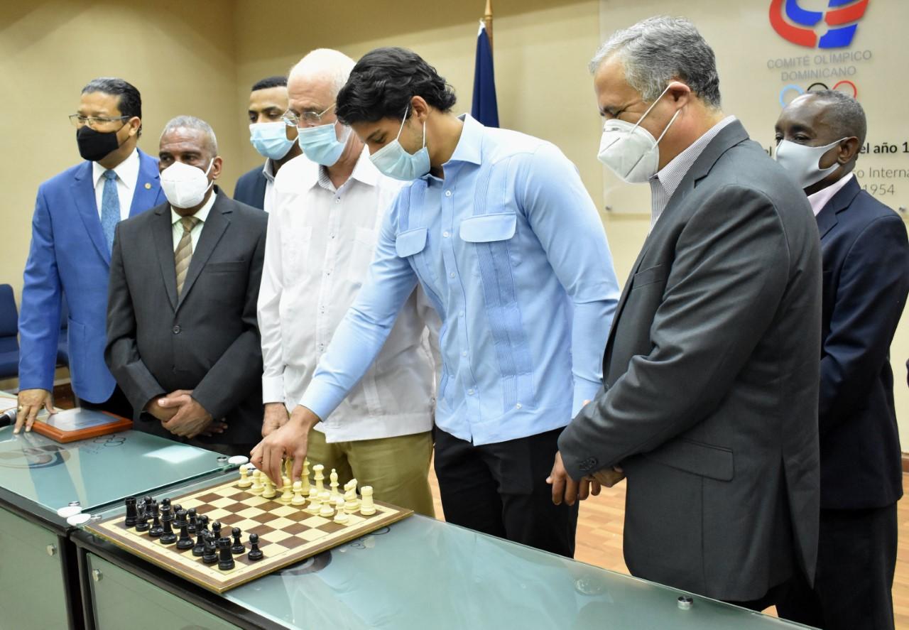 Fedoclubes inaugura torneo ajedrez virtual que hará este domingo