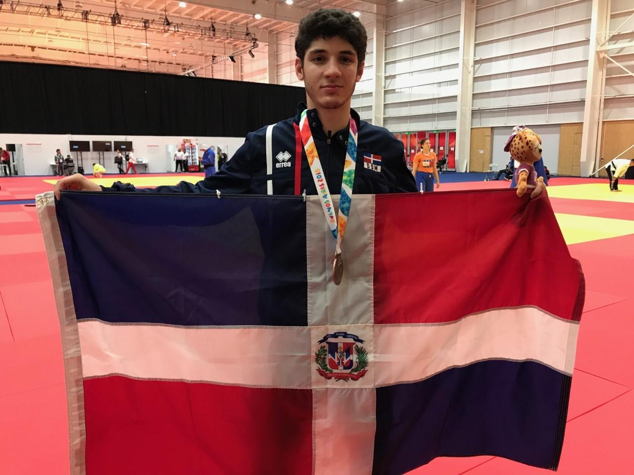 Clasificatorio judo Panam Junior Cali será este jueves en Punta Cana