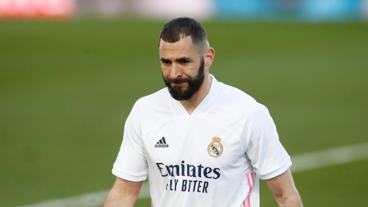 Benzema mantiene con vida al Real Madrid en la Champions
