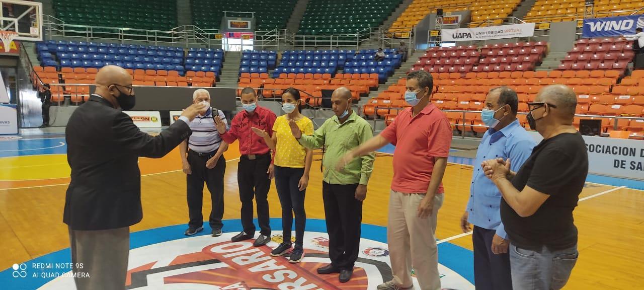 Federación de Esgrima juramenta Asociación Provincial de Santiago