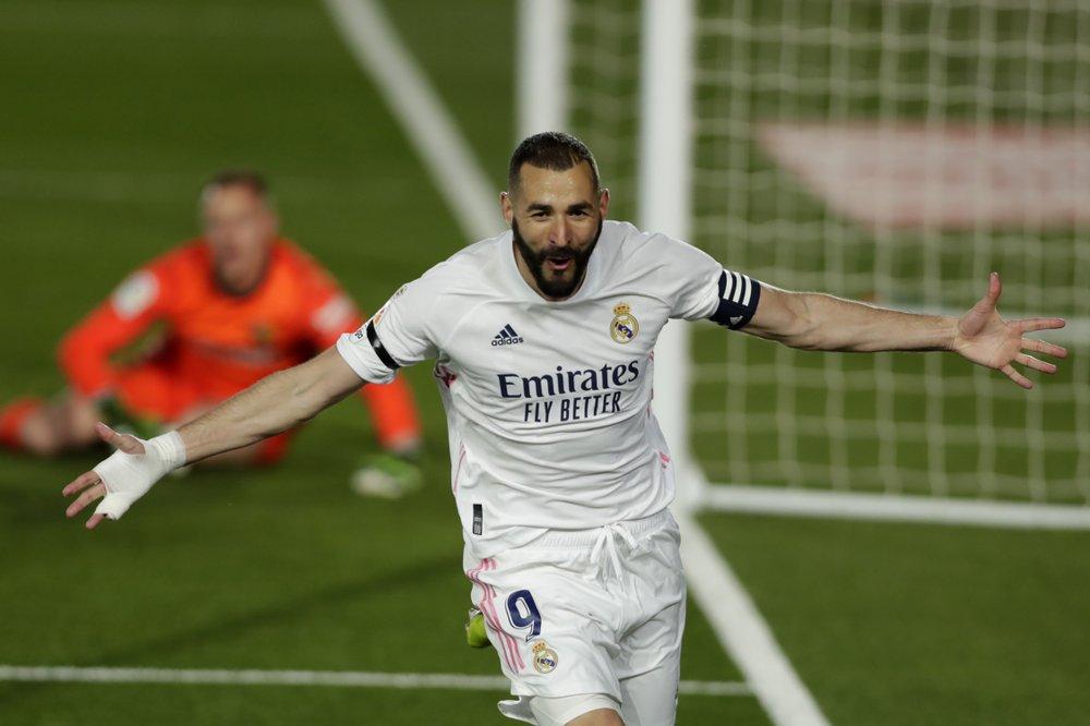El Madrid, líder tras llevarse el clásico ante Barça