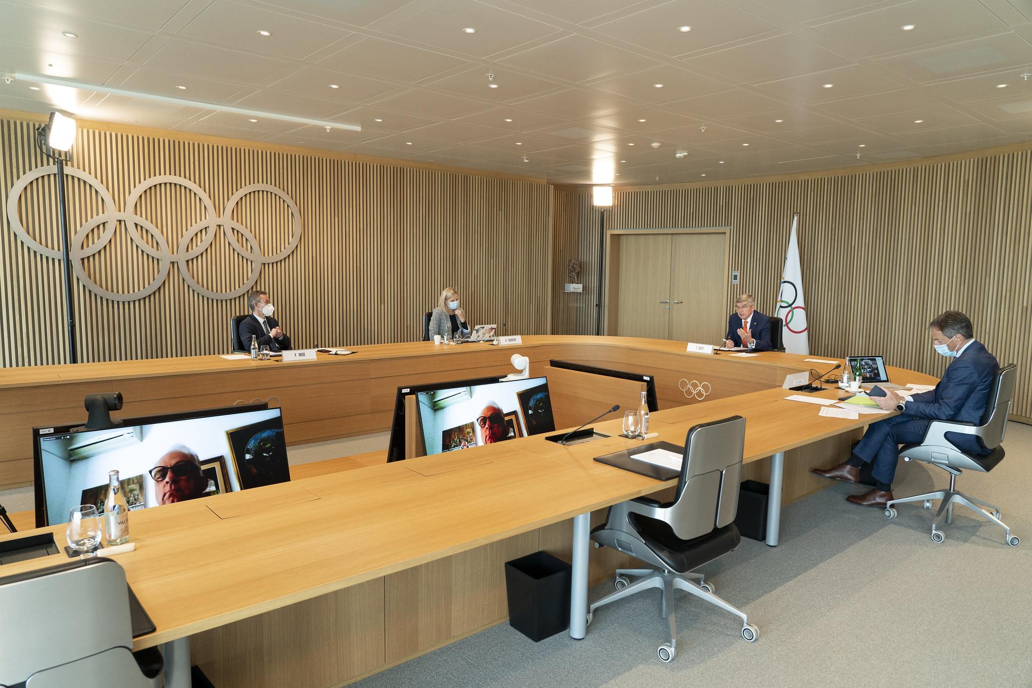 El lema olímpico se cambiará para incluir la palabra