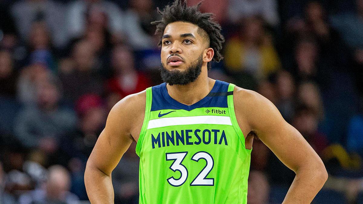 Minnesota vence a Utah; Towns lidera con 24 puntos
