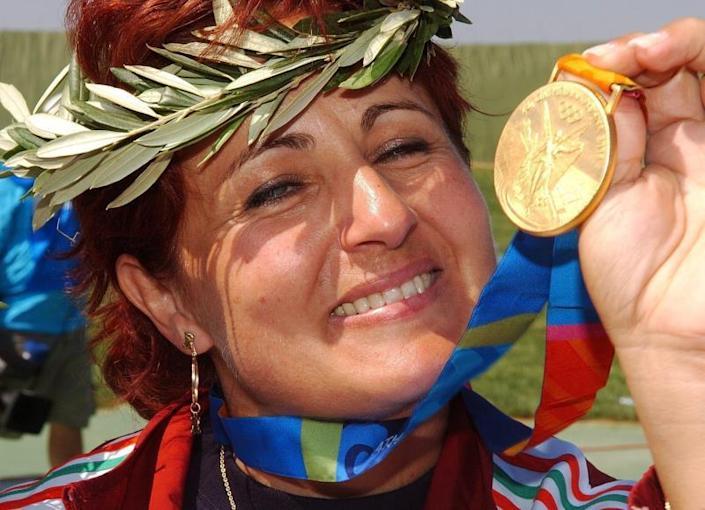 Fallece por covid la húngara Igaly, campeona olímpica tiro en 2004