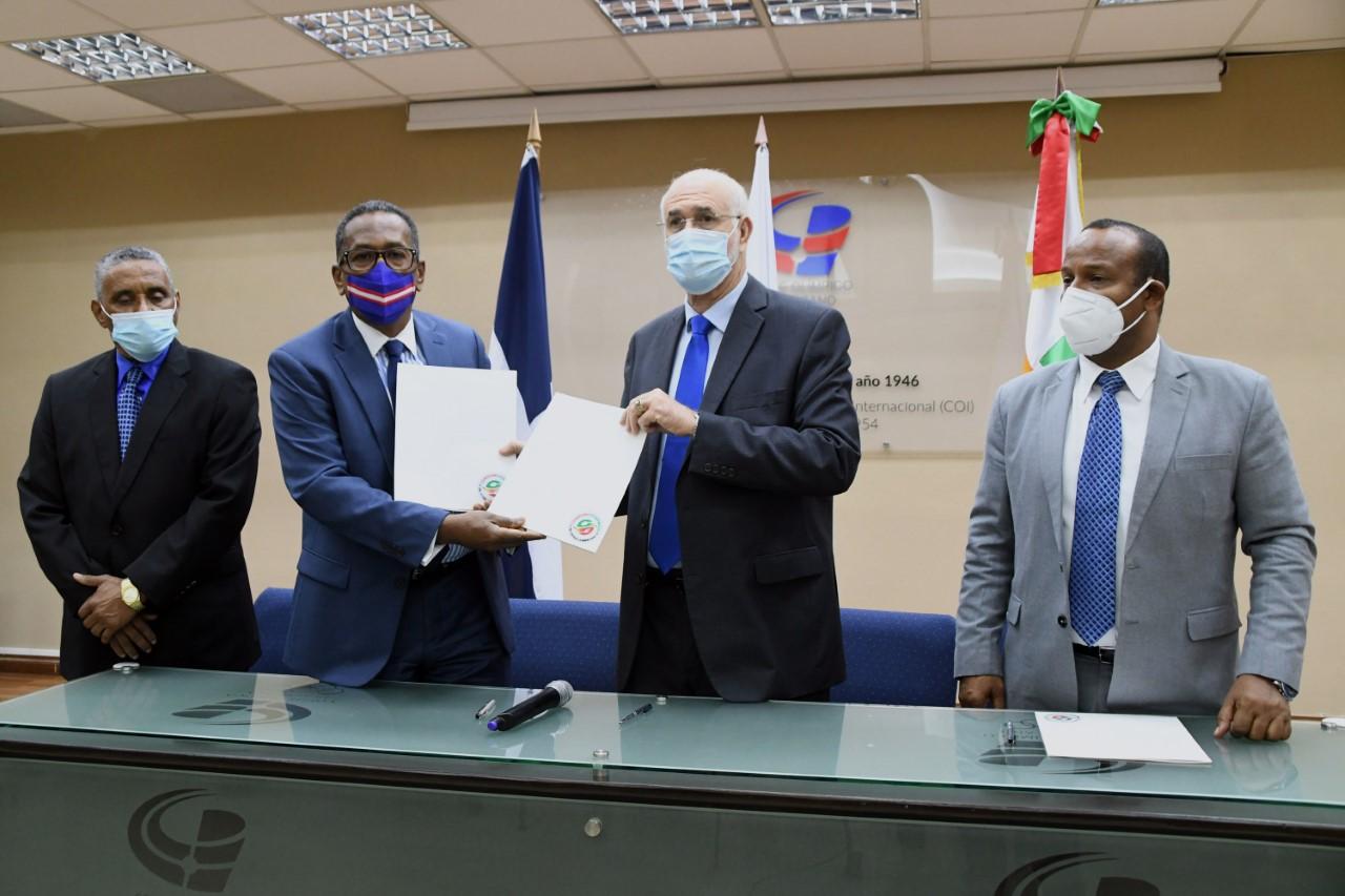 COD y Comedores Económicos del Estado firman convenio