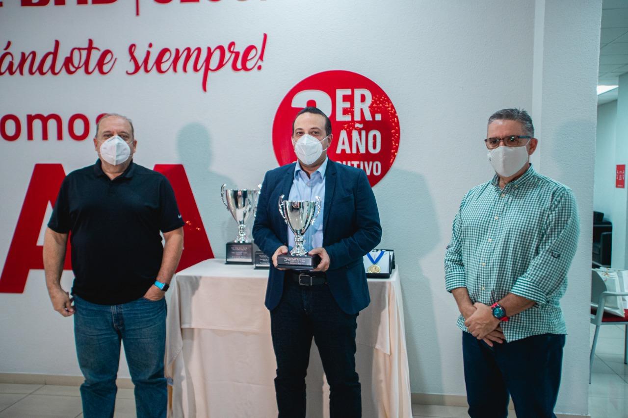 Anuncian la 8va edición del Team Tenis Copa Mapfre BHD Seguros