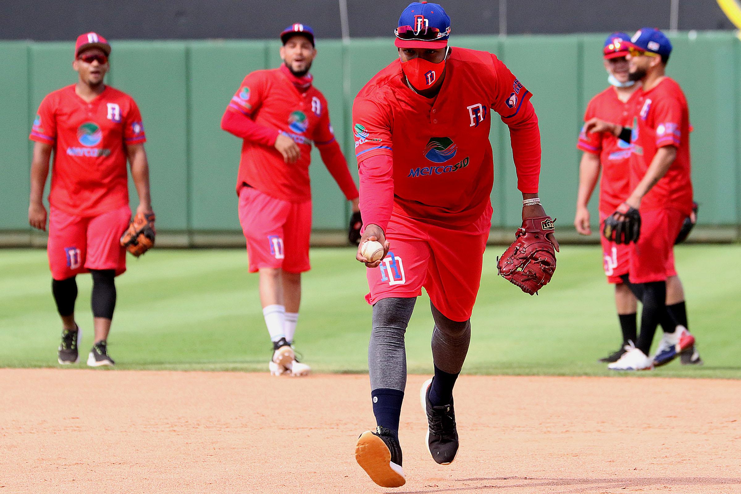 Béisbol RD inicia ruta hacia los Juegos Olímpicos de Tokio