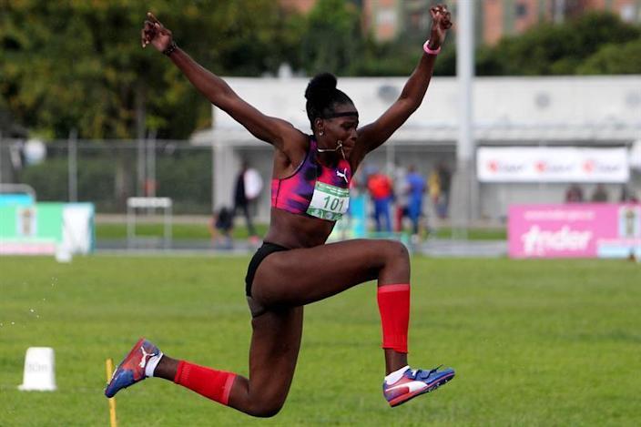 Ana Tima cada vez más cerca de los Juegos Olímpicos de Tokio