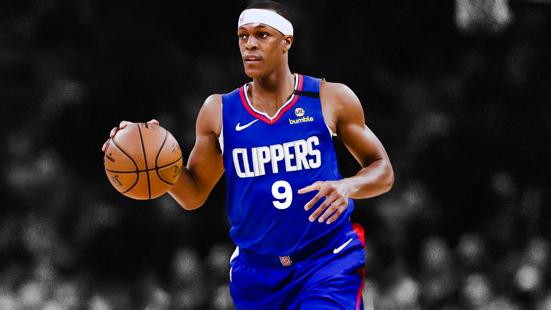 Rajon Rondo debutará con los Clippers el domingo ante Lakers