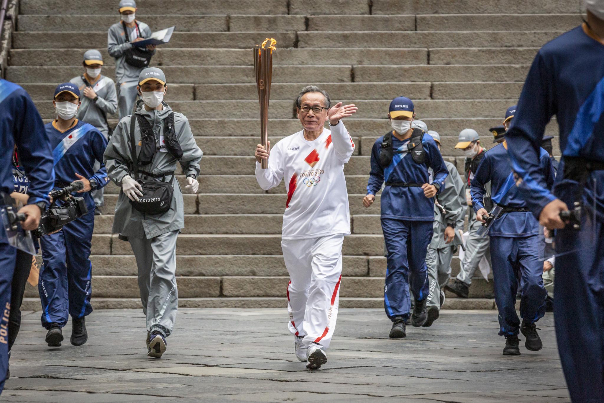 Se cancela relevo de la antorcha en Osaka debido al aumento de coronavirus