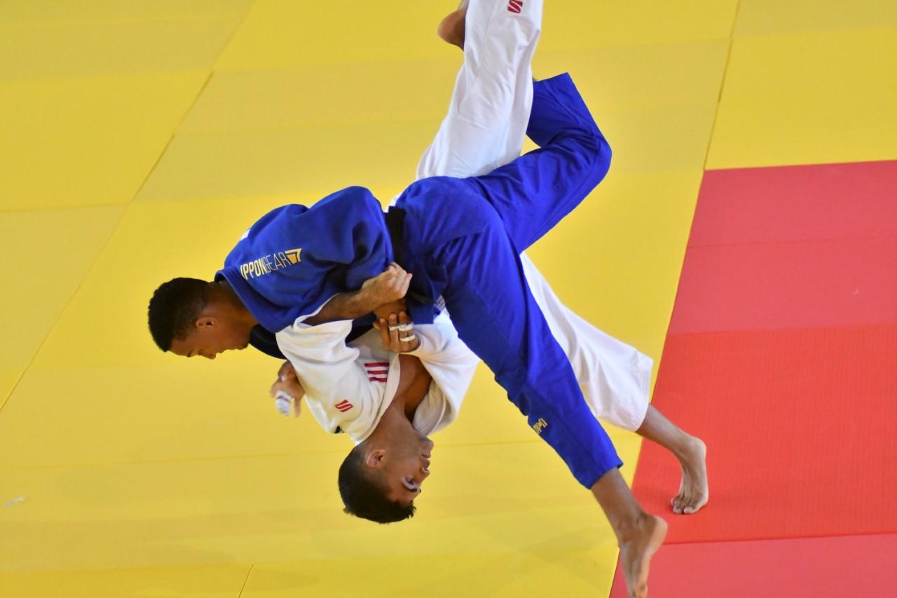 Selección de judo participa en clasificatorio olímpico en México