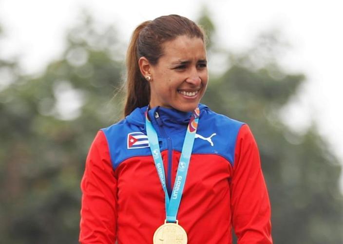 Campeona de ciclismo cubana Arlenis Sierra correrá en la VI Vuelta a Burgos