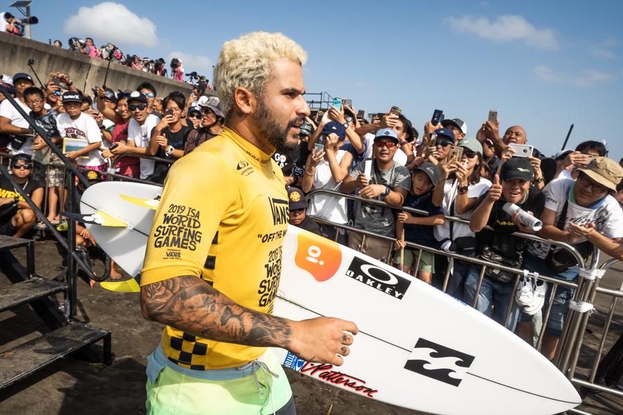 52 naciones competirán en el Clasificatorio Olímpico de Surf en El Salvador
