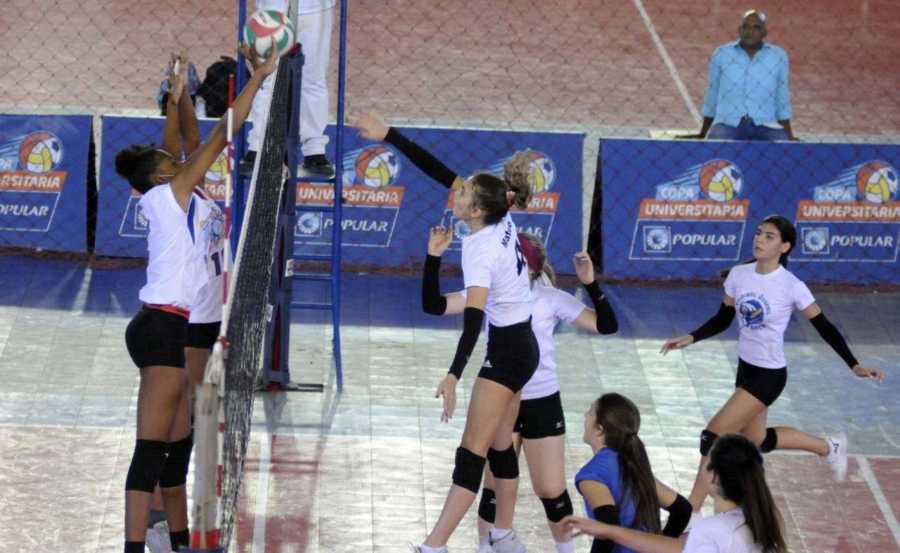 Sexteto Mirador se quedó con el título Torneo Voleibol Infantil DN