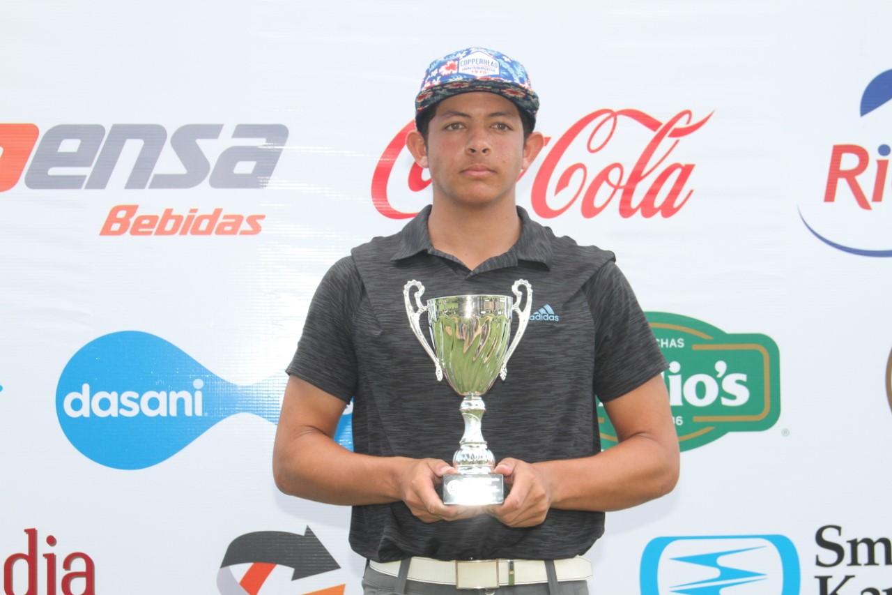 Rodríguez y Kim ganan los Campeonatos Nacionales Juveniles