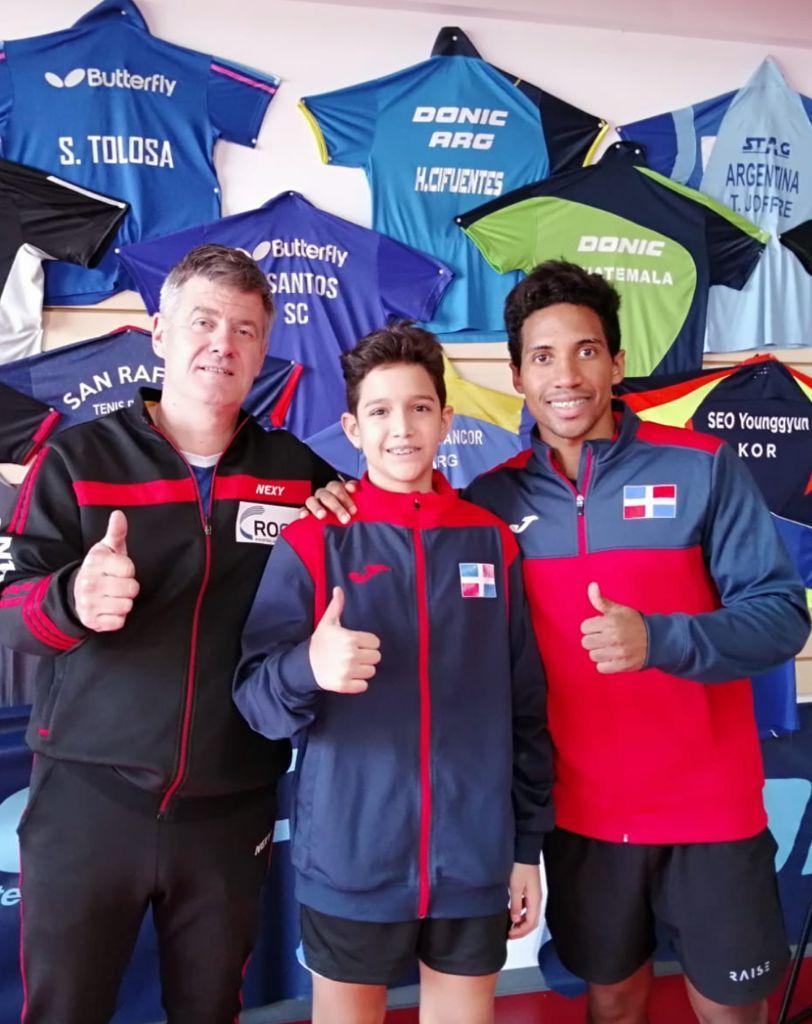 Cabrera agota ciclo preparación en Alemania; compite en Portugal