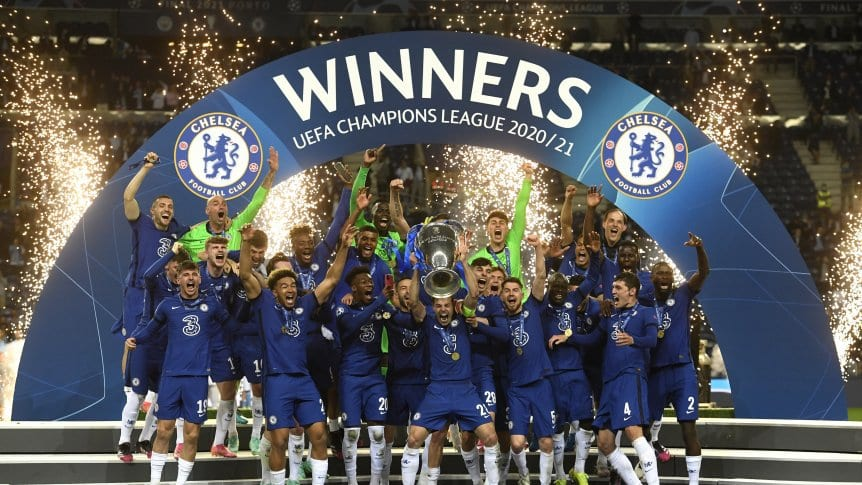 El Chelsea se consagra campeón de la Champions League