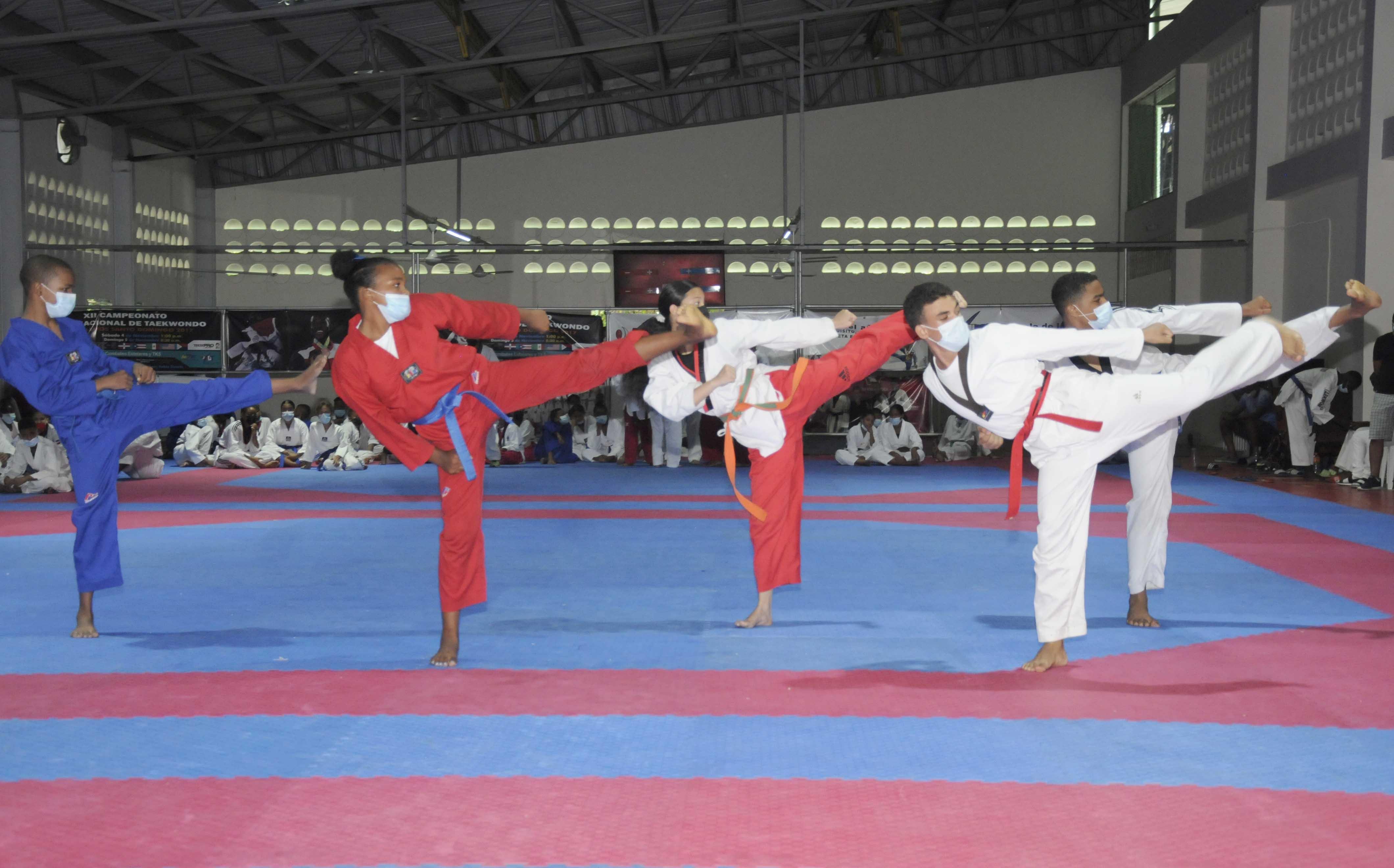 Federación de Taekwondo impulsa modalidad de poomsae; conforman preselecciones