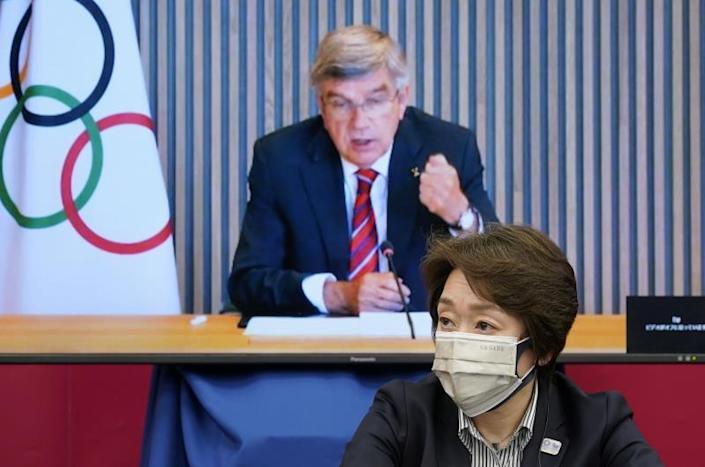 Tokio 2020 pospone visita a Japón presidente COI prevista en mayo