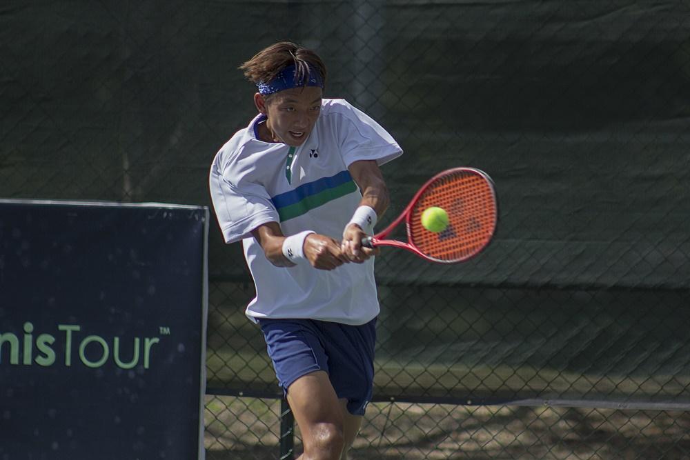 Finales de dobles este viernes en Copa Trinitaria