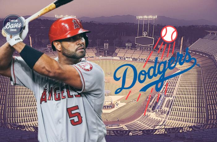 Albert Pujols firma con los Dodgers de Los Ángeles