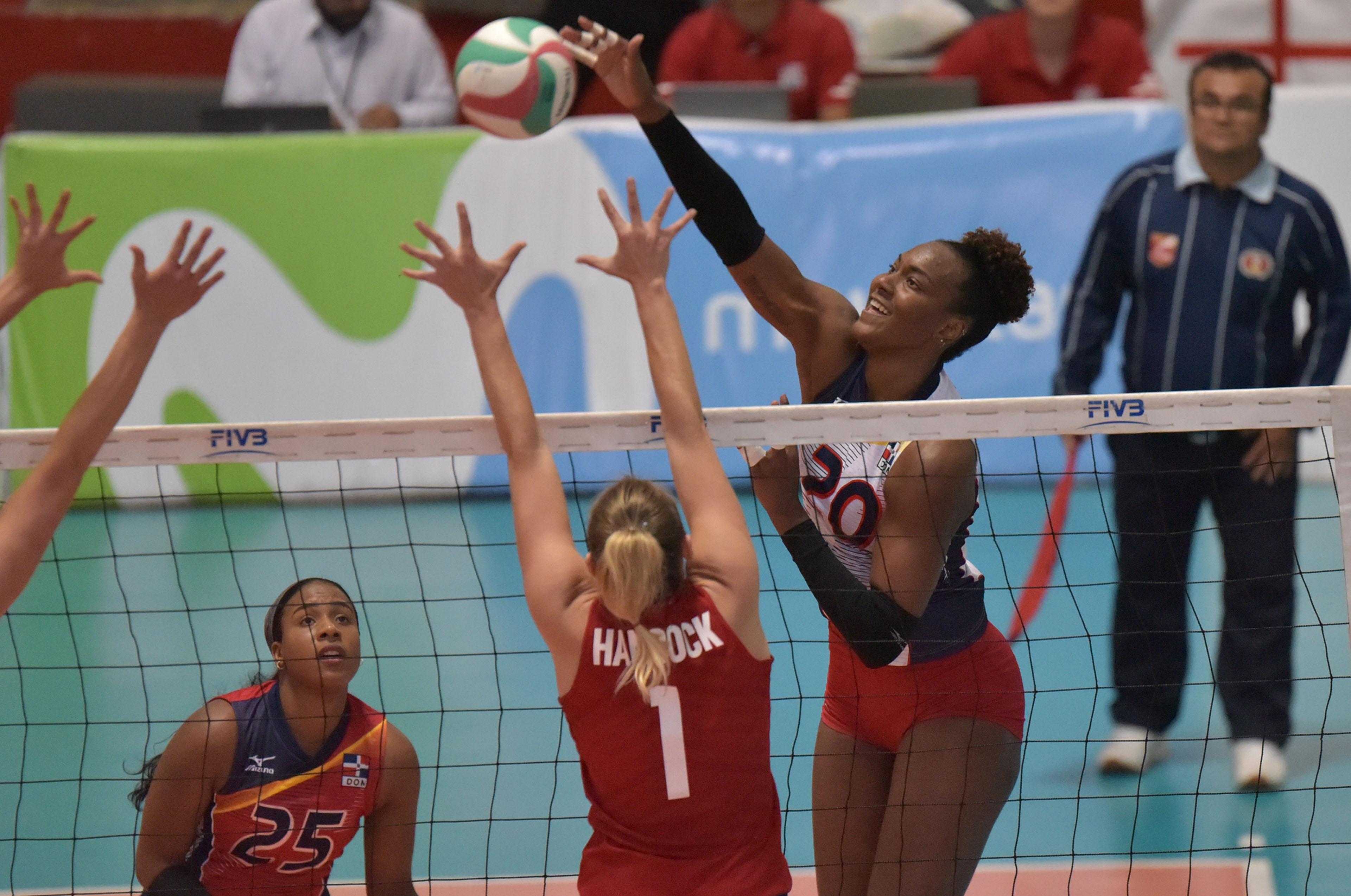 Voleibol femenino debuta este martes ante Estados Unidos en Liga de Naciones