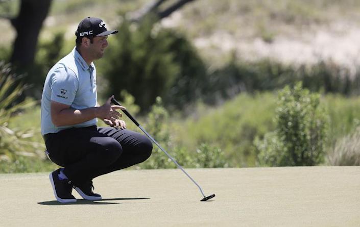 Rahm sobrevive la primera jornada del Campeonato de la PGA