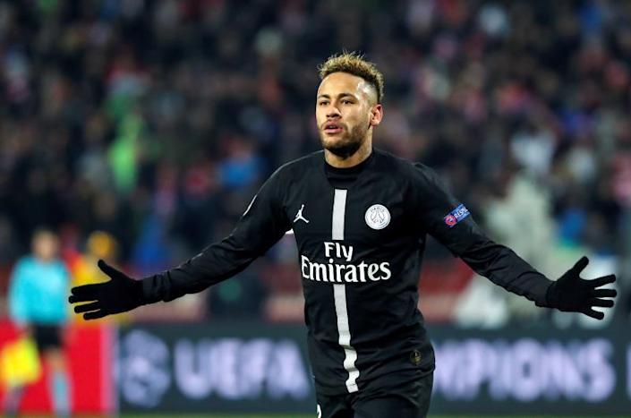 El PSG anuncia la renovación del brasileño Neymar hasta 2025