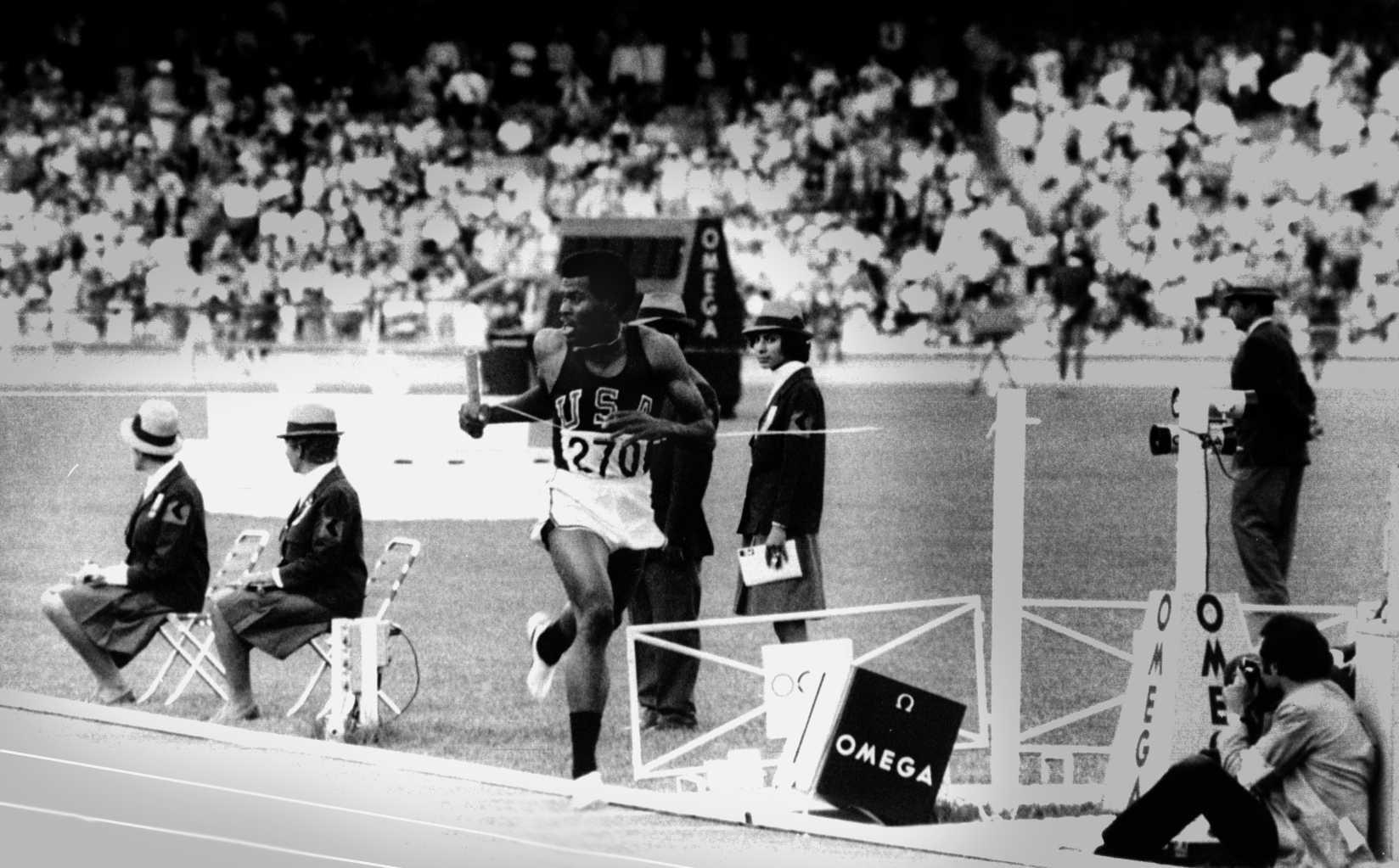 Evans, campeón olímpico de 400 metros y activista contra el racismo, muere a los 74 años