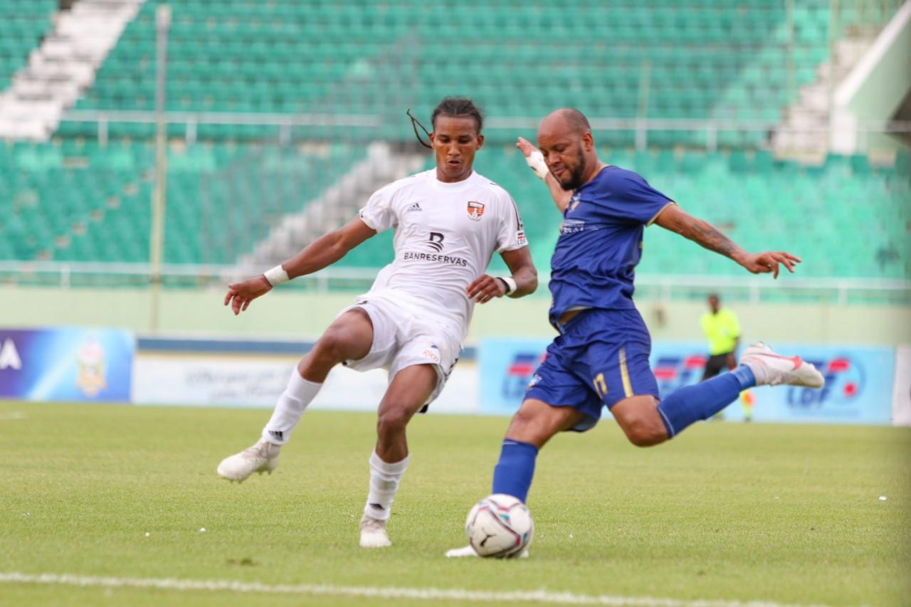 Cibao FC  saca empate de visita al feudo de la O&M en la LDF