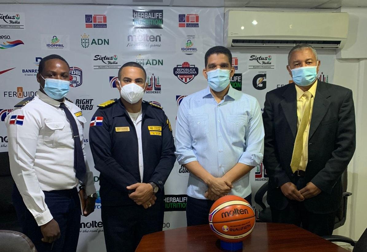 Fedombal firma acuerdo con PGR para el fomento del baloncesto penitenciario