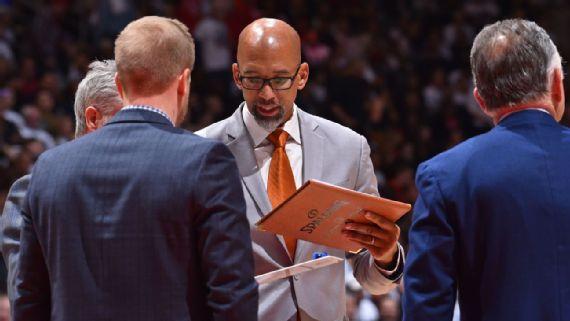 Monty Williams, de Suns, ha sido nombrado Coach del Año NBA