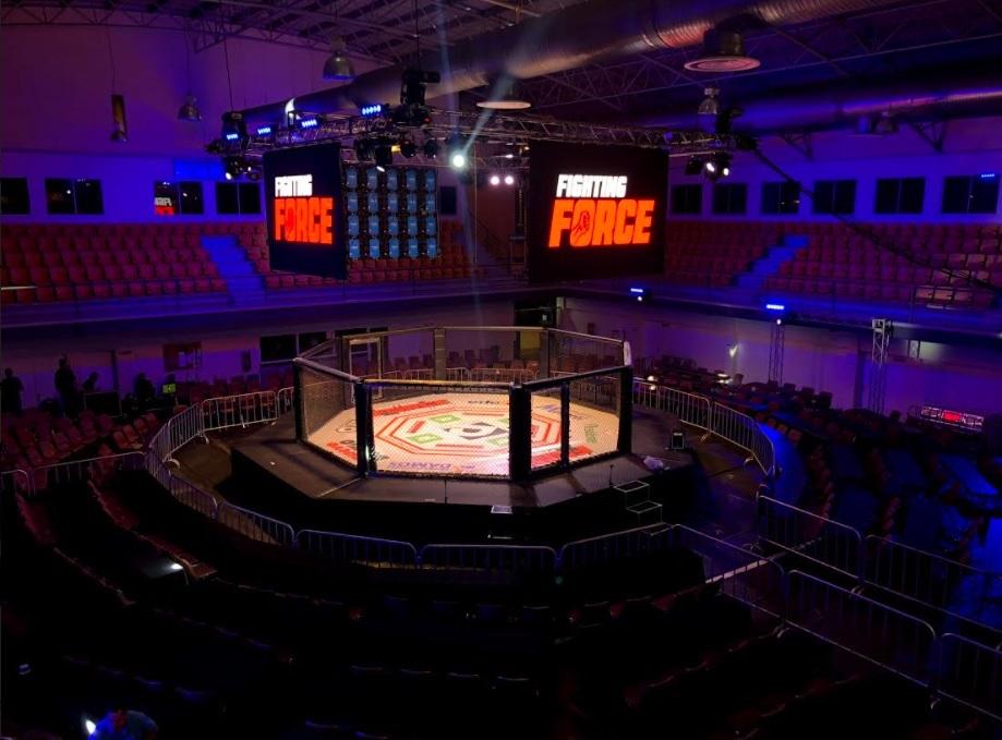 Dos títulos mundiales en disputa en cartelera de MMA en RD